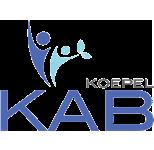 KAB - logo